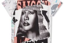 David Bailey T-Shirts / David Bailey Tees are in store and online now. This collection of tees made in collaboration with The Bleach Room and photographer David Bailey coincided with the opening of Bailey's landmark exhibition 'Stardust' London's National Portrait Gallery. The exhibition charts Bailey's illustrious career through the swinging 60s to present day.