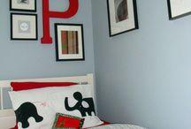 Decorating boys bedrooms