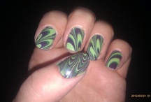 My Nail Art / This is all my own work and you can see the journey and improvement since I started nail art nearly 3 years ago.  / by Chrissy Owen