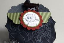 Halloween Paper Crafts / by Karen Dawson Cooper