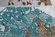 Crochet lace & art