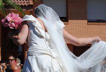 Haute couture wedding dress / Naiara & Carlos wedding