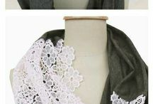 upcycling lace