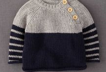 Baby boy knits / Jumpers