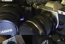 Equipment and things related to my camera. And things I want / My digital cameras -  / by Malissa Richards