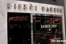 Barbershop.nl / De 'Barbershop by Pierôt'  Voor mannen die er goed verzorgd uit willen zien, maar die ook op zoek zijn naar avontuur. Tradities van toen met de technieken van nu vindt je bij deze nieuwe generatie herenkappers