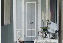 Doors/ Openings/ Windows/Stair / by Inga Dainius