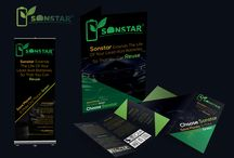 Sonstar Battery Solutions / Design Work Done For Sonstar Battery Solutions.