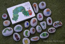 story stone ideas