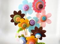 Flores: manualidades
