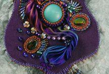 batikovane šperky