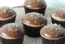 muffinky sladké