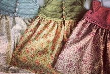 knitted top dresses