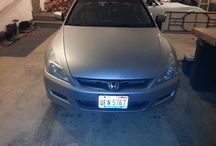 2006 Honda Accord - $7,000 / Make:  Honda Model:  Accord Year:  2006  Exterior Color: Silver Interior Color: Gray Doors: Two Door Vehicle Condition: Excellent   Phone:  440-785-8267   For More Info Visit: http://UnitedCarExchange.com/a1/2006-Honda-Accord-317729374562