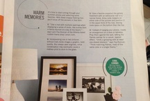 Photo Display Ideas / by Rebecca Collins