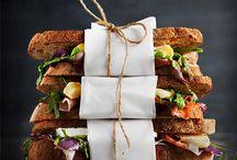 Gormet Sandwiches