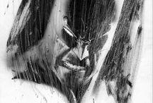 THE BATMAN / by Rich Houghton