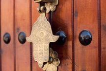 Doorways / How to get from one side to another. #doors #doorways / by Audrey Kearns