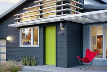 Homes - Exterior / by EcoSmart Fire