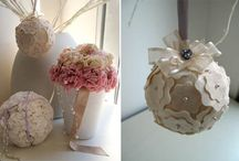Weddings - Bouquet and boutonnieres