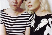 The many looks of The Raveonettes / Some great pictures of the danish alternativ rock band The Raveonettes / by SELECTED OFFICIAL