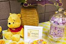 Winnie the Pooh Party / by Aimee Caldwell