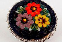 mozaik kolye