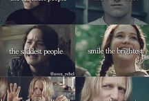 Hunger games / Love it