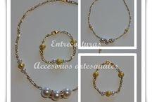 Bisuteria / Bisuteria en general. pulseras, collares, colgantes, conjuntos...
