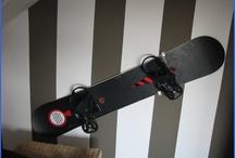 Mount Your Snowboard / Boarddock.com / by Boarddock
