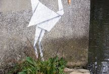 Street Art... / Graffiti and stencils out and about...