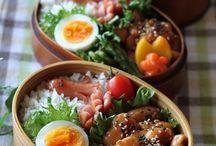 bento / Japanese lunch box