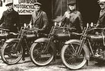 H D Motorcycle