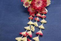Ornamental hairpin   -Kanzashi-