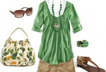My style - green