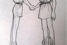 Dédicaces / Quelques dessins dédicacés que des internautes nous ont transmis