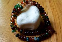 moje koraliki / beads jewellery