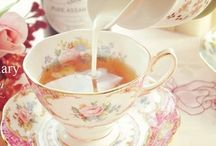 Tea  / by Kowareta Doll