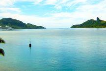 HUAHINE, the island of women, suave and seductive
