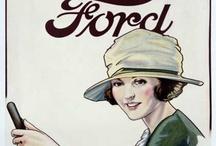 Vintage Ford Ads