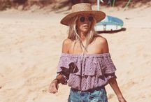 BEACH. / Beachy fashion