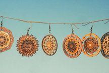 PanMagi Wood Jewelry Designs / #panmagi #wood #jewelry #design for #fashion #people