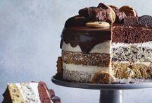 Baking desserts