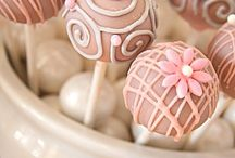 Cake pops / by Katherine May