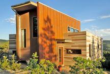 Cool homes / by Lynne Kalb Hunsaker