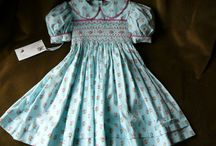 Smocked Dresses / by Claudia (Inchy) Hillesheim