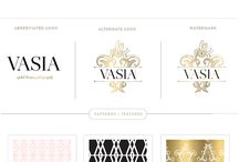 Branding - Gold / Brands that use gold.
