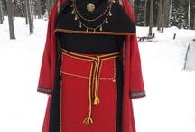 SCA female Viking