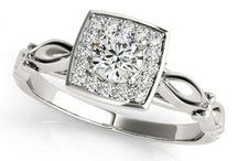 Under $3,000 Pre-set Engagement Rings