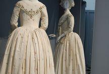 Vintage fashion: 18th century
